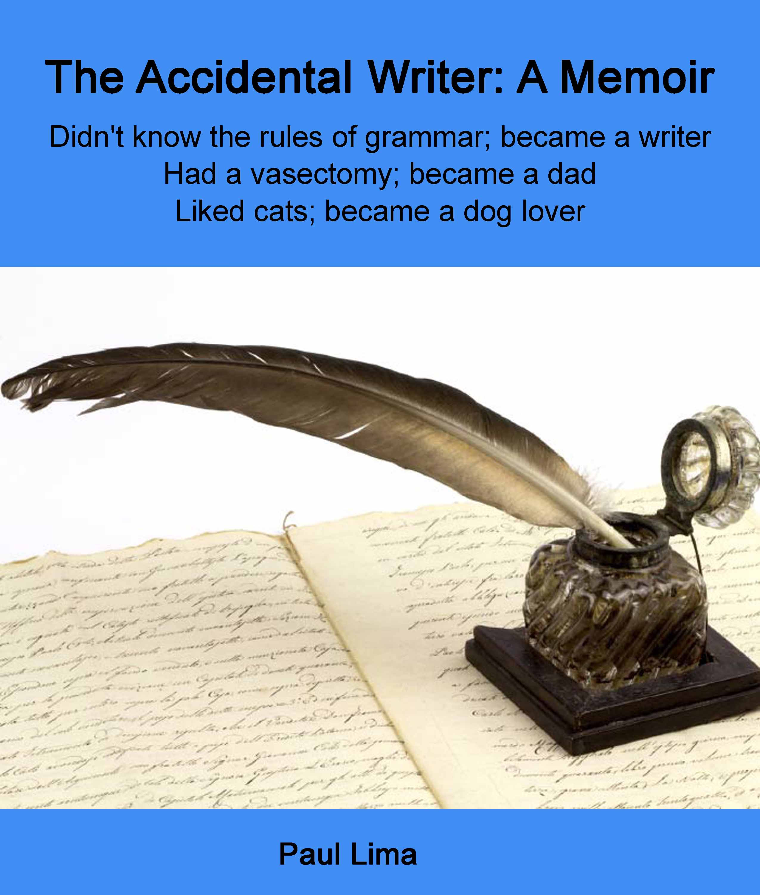 The Accidental Writer
