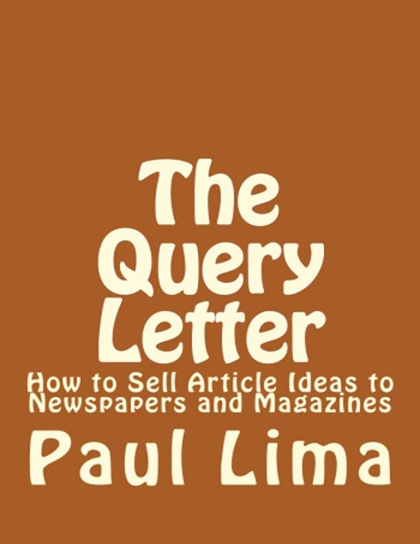 Paul Lima - Freelance Writer, Copywriter, Media Interview Training, Writing Coach